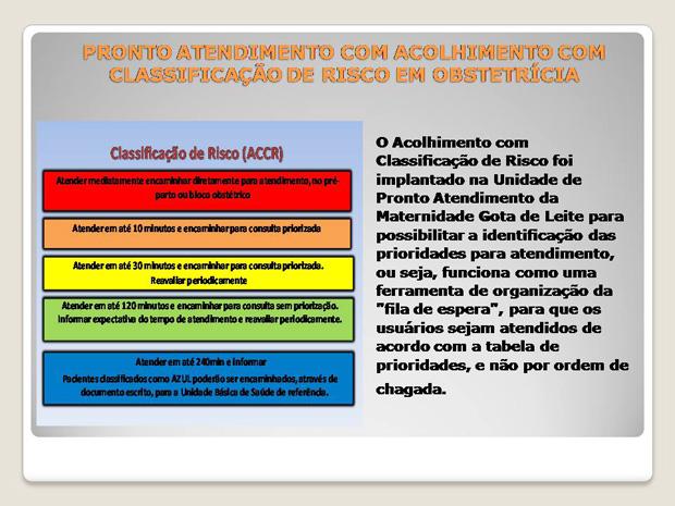 5 ATENDIMENTO E CLASSIFICACAO DE RISCO