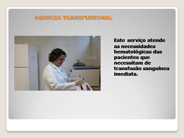 7 AGENCIA TRANSFUSIONAL